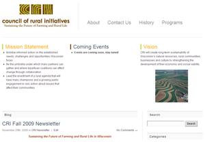 CRI Web Site