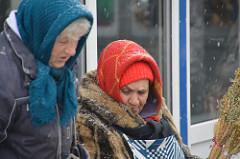 Ternopil Street Vendors